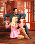 Elvis and Susan Photo
